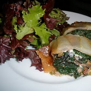 Swiss Chard Roulade