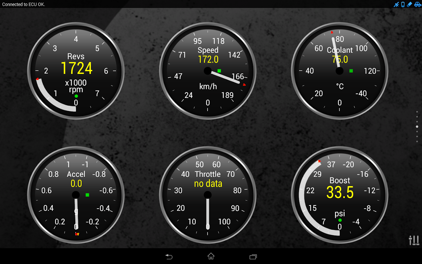 Torque Pro (OBD 2 & Car) Screenshot 9