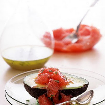 Avocado-Grapefruit Salads