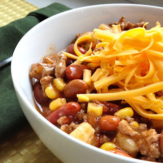 Slow Cooker Mexican Stew