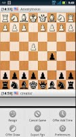 Screenshot of Nexus Online Chess Multiplayer