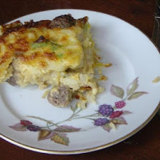 Hash Browns Breakfast Bake