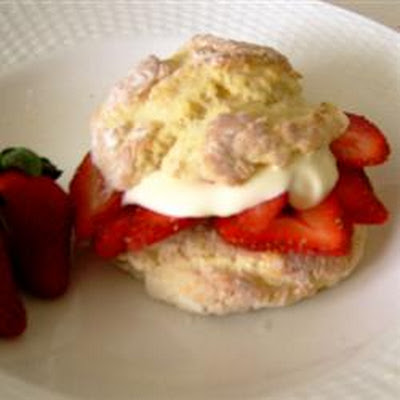 Super Easy Scones
