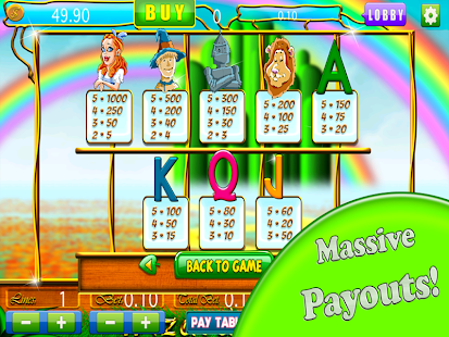 Cash Wizard Mobile Free Slot Game - IOS / Android Version