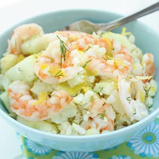 Cauliflower Shrimp Salad Recipes
