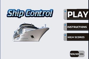 Screenshot of Ship Control