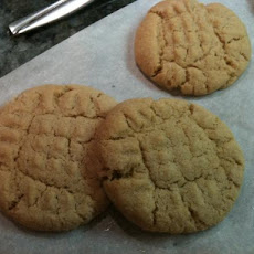 Easy Gluten Free Peanut Butter Cookies (Using Gf Cake Mix)