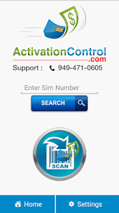 Activation Control - screenshot