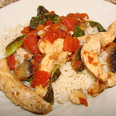 Tomato and Balsamic Chicken