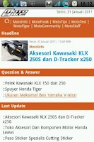Screenshot of MotoBike Web Launcher