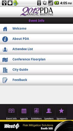 2013 PDA Annual Meeting