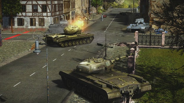 World Of Tanks developer to invest 10 million USD into eSports this year