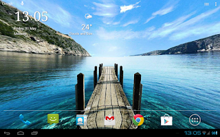Screenshot of Panoramic Screen