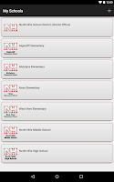 Screenshot of North Hills School District