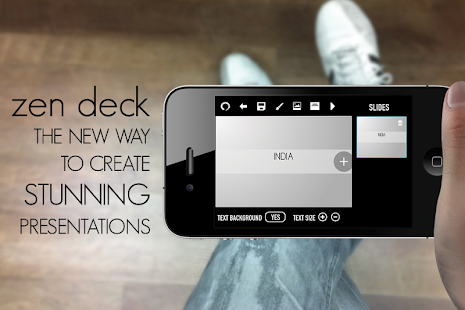 zen deck presentations- screenshot thumbnail