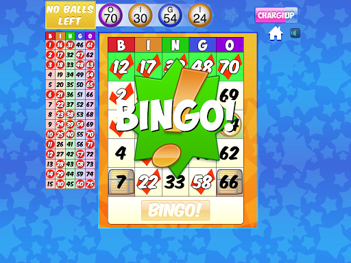 bingo-heaven-free-bingo-game for android screenshot