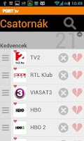 Screenshot of PORT TV