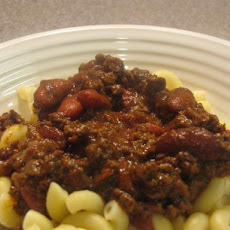 Cincinnati Turkey Chili (Cooking Light)