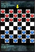 Screenshot of Checkerzzz Lite-Checkers Game