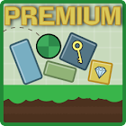 Box Topple Premium - Knockdown icon