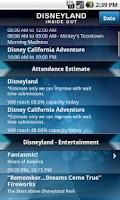 Screenshot of Disneyland Inside Out