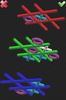 Screenshot of Tic Tac Toe 3D