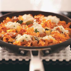 Favorite Skillet Lasagna Recipe