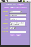 Screenshot of NailNet Free