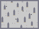 Thumbnail of the map 'Forest Free-for-all'