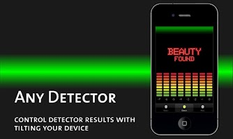 Screenshot of Any Detector  (love,lie,ghost)