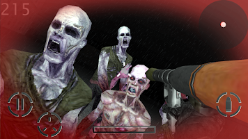 Screenshot of Zombie: Attack Of The Dead