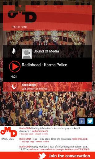 Radio OMD