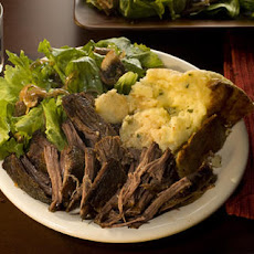 Spice-Rubbed Pot Roast