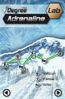 Screenshot of The Adrenaline Lab