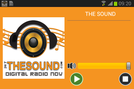 247 THE SOUND - screenshot