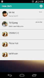 Hide SMS || Private SMS - screenshot