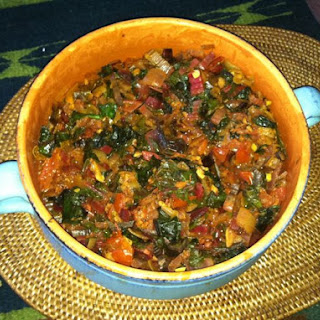 Swiss Chard Indian Recipes