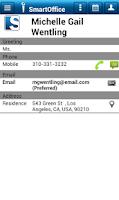 Screenshot of SmartOffice by Ebix