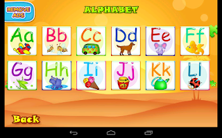 Screenshot of 123 Kids Fun PUZZLE GREEN Free