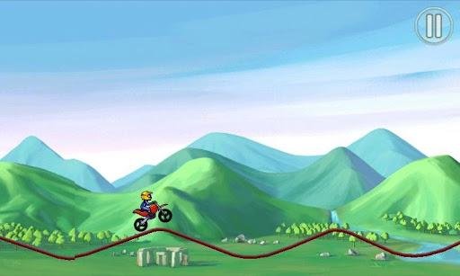 Bike Race Pro by T. F. Games - screenshot