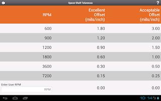 Screenshot of Laser Align