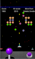 Screenshot of Plague of the Dimension Germs