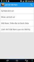 Screenshot of Lich su - Lịch sử việt nam