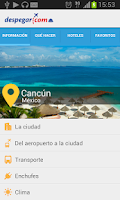 Screenshot of Cancún: Guía turística