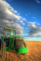 Screenshot of Tractors Live Wallpaper