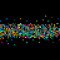 Pixel Wallpaper Mosaico live icon