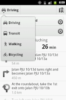 Screenshot of Locator and Navigator