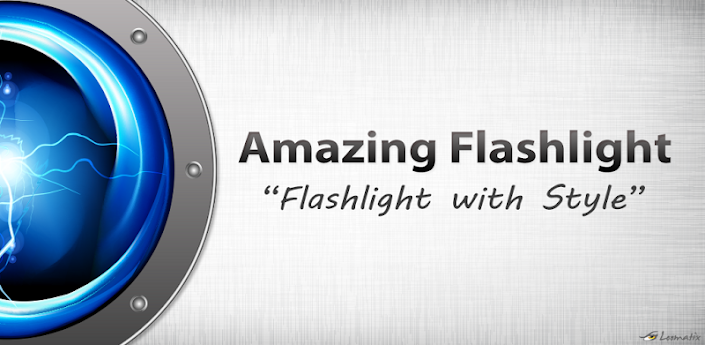 Amazing Flashlight v1.03 Mod (Ad-Free)