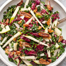 Kale, Apple, and Pancetta Salad