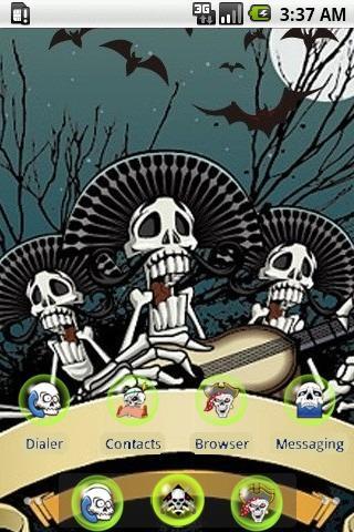 Skeleton Music [SQTheme] ADW